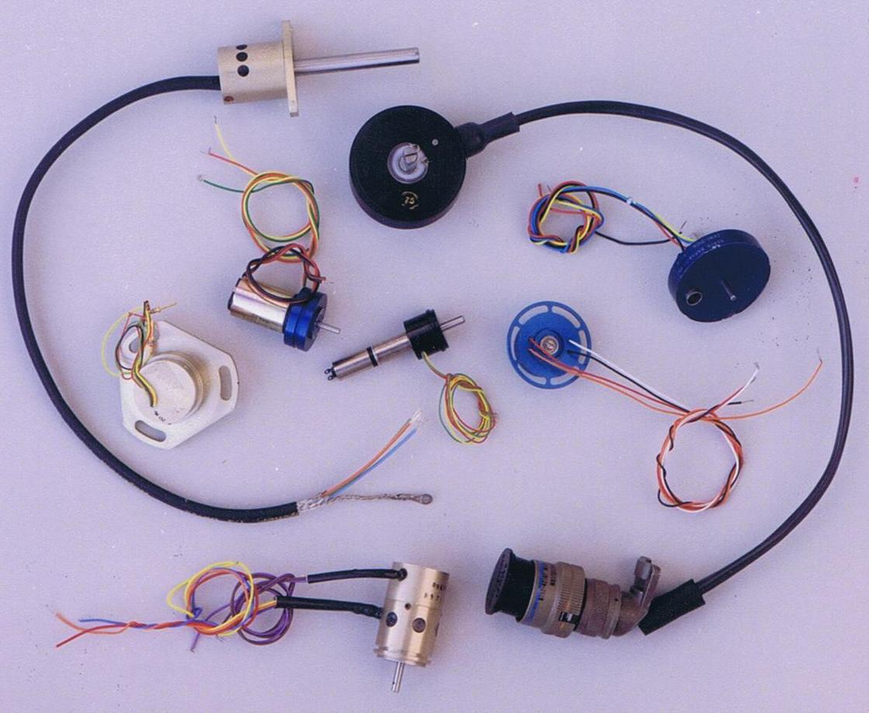 Standard Precision Potentiometer Configurations: